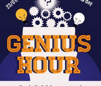 Genious Hour - 2