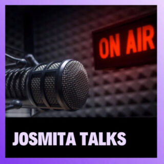 Josmita talks
