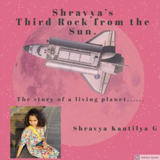 Shravya's poster