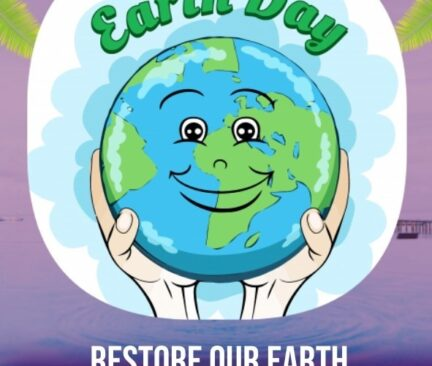 Earth Day - Restore Our Earth