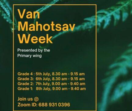 Van-Mahotsav-Week