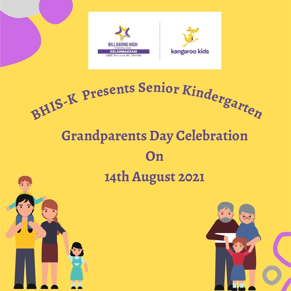 Grandparents Day Celebration-2021